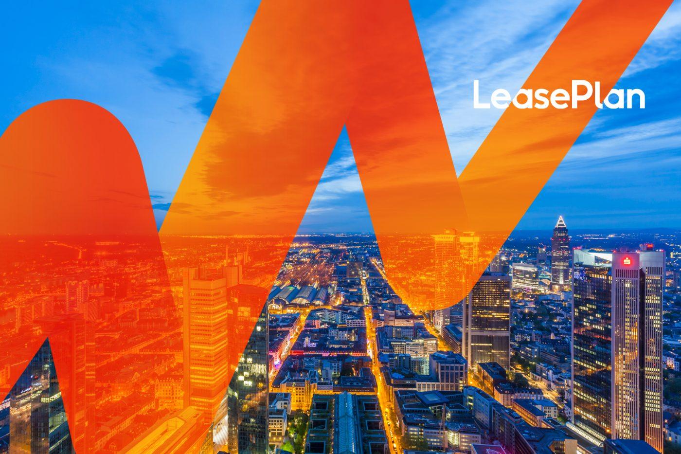Leaseplan Brand Identity