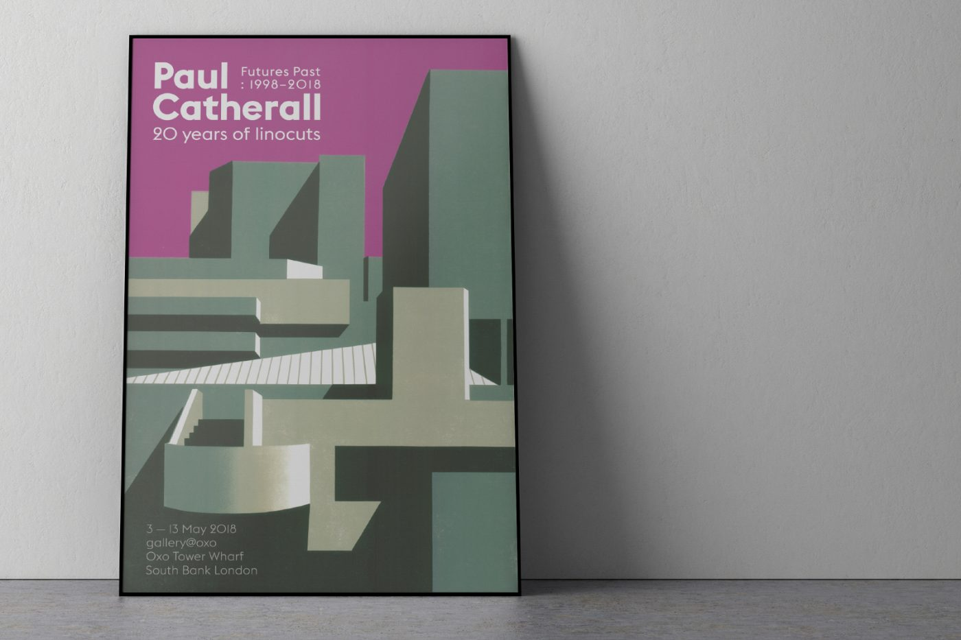 Paul Catherall | Futures Past