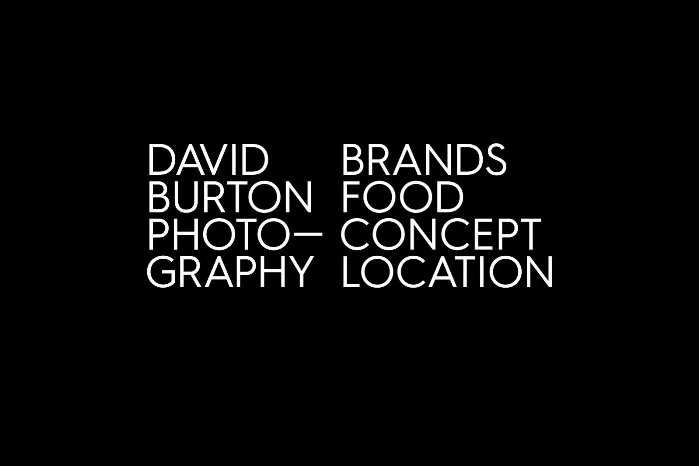 David Burton Photography